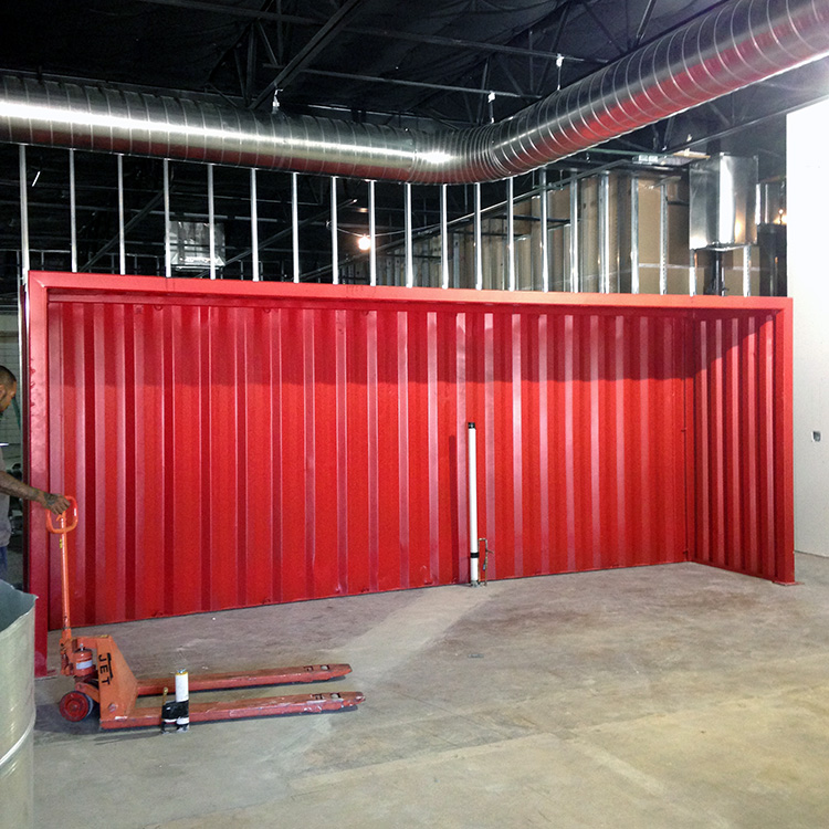 Custom Shipping Container Car Garage: LC Container Shipping Containers